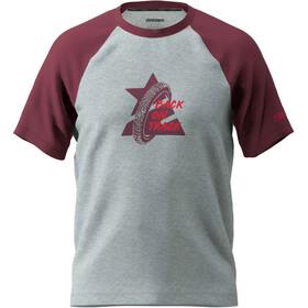 Zimtstern Botz T-shirt Heren, grijs